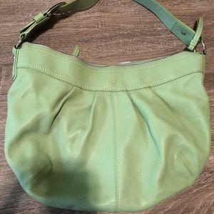 Coach medium size hobo bag